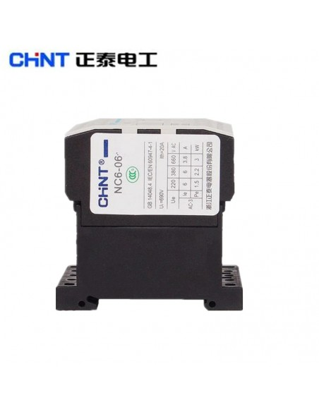 Mini contactor NC6 - Lateral