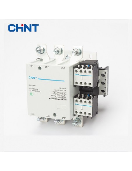 Contactor Chint NC2 - Side
