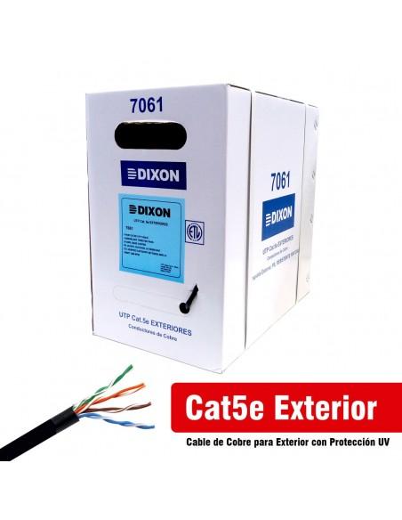 Cable UTP DIXON 7061