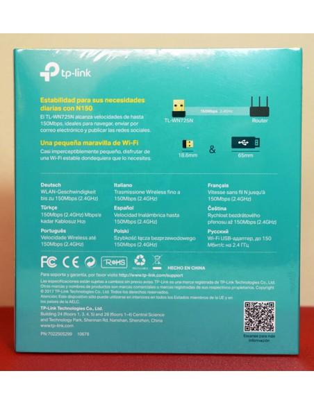 Wifi USB Nano - WN725N TP Link