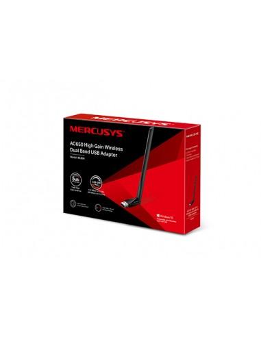 USB MERCUSYS MU6H AC650 - DOBLE BANDA