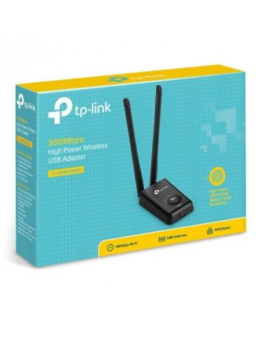 TL-WN8200ND Adaptador USB Inalámbrico de Alta Potencia TP LINK PERU