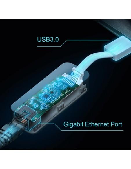 USB 3.0 Adaptador Gigabit con red Ethernet |TP Link Perú