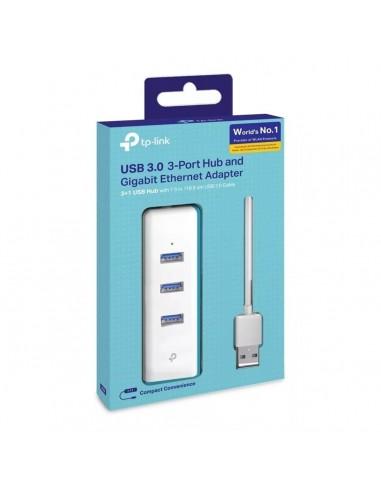 UE330 ADAPTADOR ETHERNET USB 3.0 |TP Link Perú