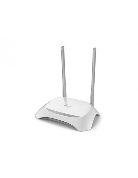 TL-WR840N Router Inalámbrico N 300Mbps