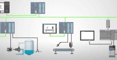 Sistema Automatizado con PLC